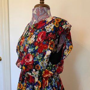 Alice and Olivia Bouquet Flowers Dress ❤️